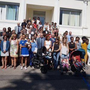 Le Centre d'Accueil Parent-Enfants Villa Excelsior fête ses 10 ans !
