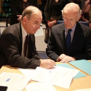 Mécénat de compétences : Allianz s'engage aux côtés de de la Société Philanthropique