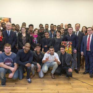 Une nouvelle action pour la Société Philanthropique : l'accueil de jeunes étrangers isolés
