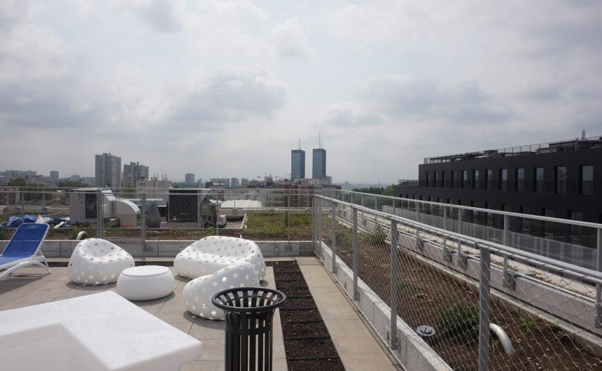 Une fabuleuse terrasse
