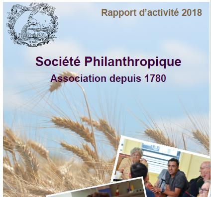 A lire : le rapport d'activité 2018
