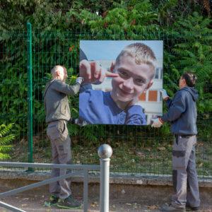 Fenêtres sur l'IEM : une expo photo à Bailly