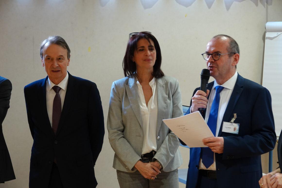 L'hôpital Goüin se lance 5 défis pour 2020