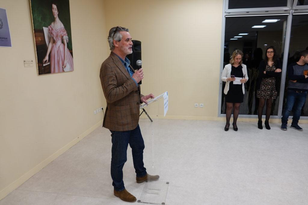 François Labarthe, Directeur général de la Société Philanthropique