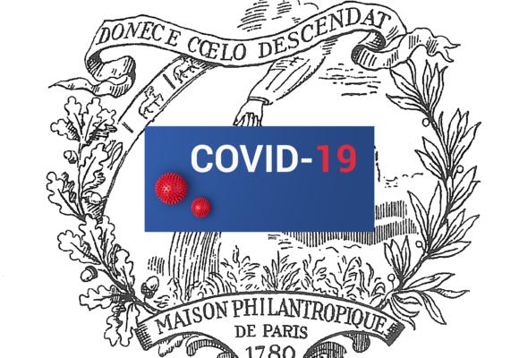 Covid-19 : la Société Philanthropique mobilisée