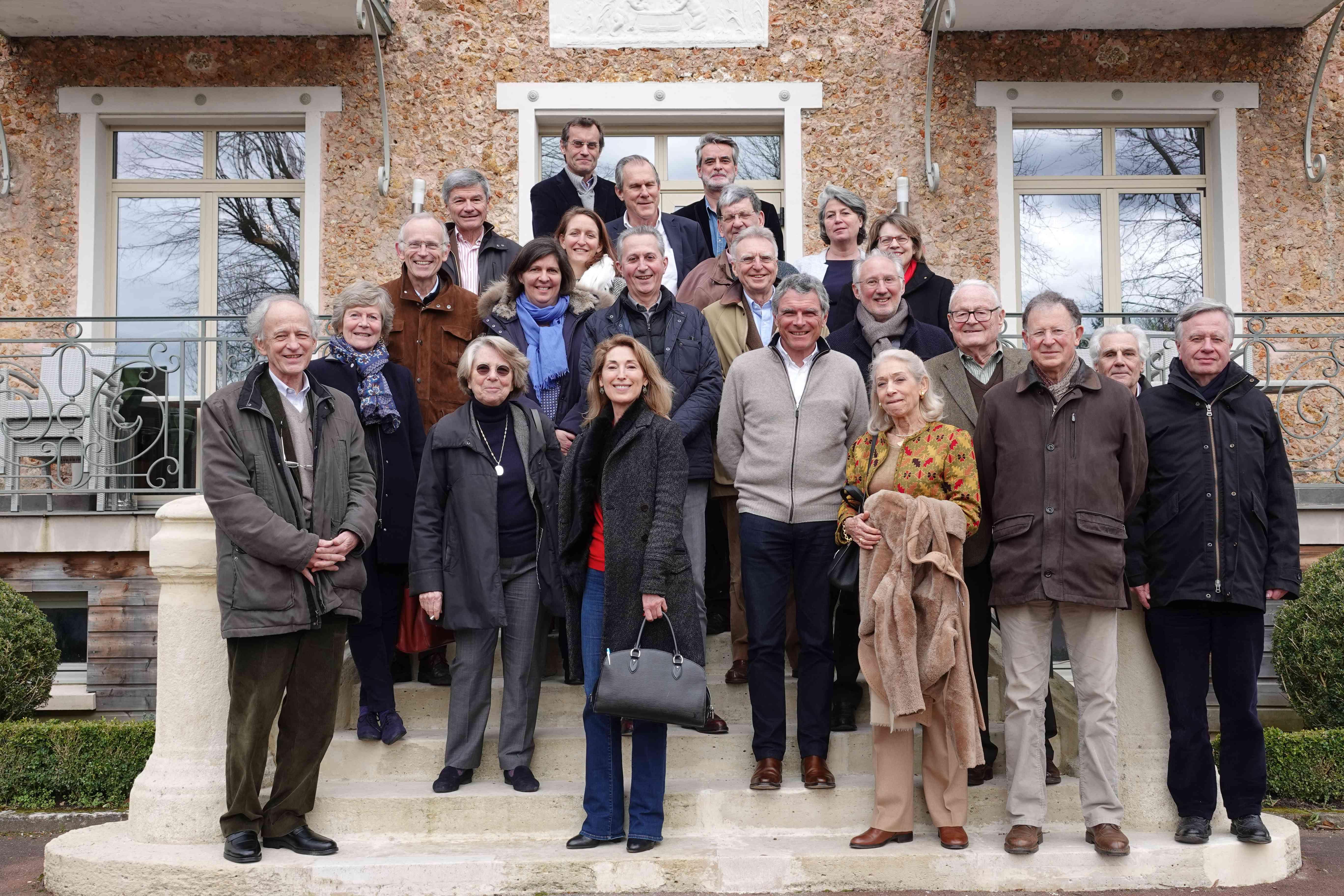 Les administrateurs et le Comité de direction de la Société Philanthropique