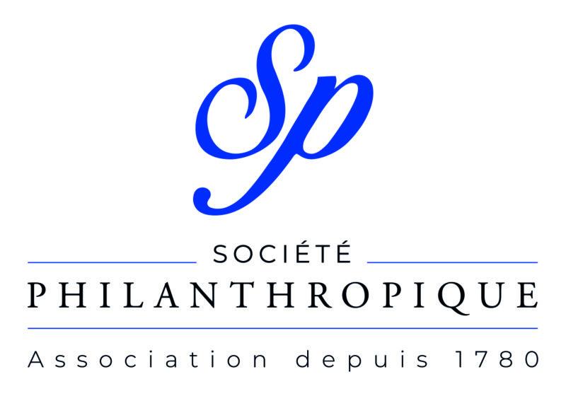 Le nouveau logo de la Société Philanthropique