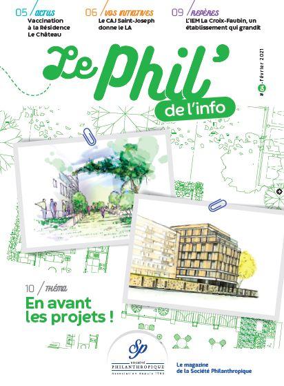 Les projets au cœur du Phil' de l'info n°4