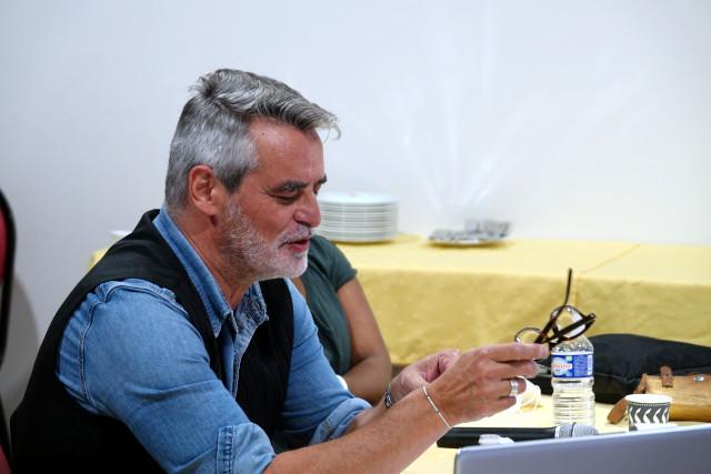 François Labarthe, Directeur Général de la Société Philanthropique.