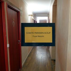 Le Comité Parisien jette l'ancre au Foyer Marjolin